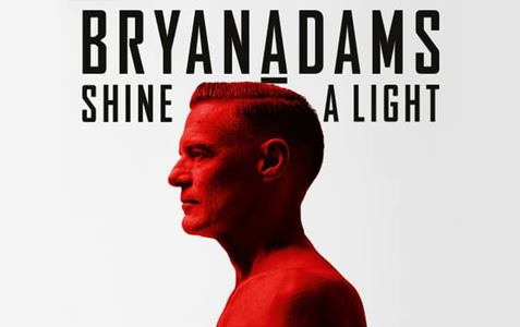 Bryan Adams Facebook Giveaway