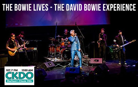 The Bowie Lives - The David Bowie Experience